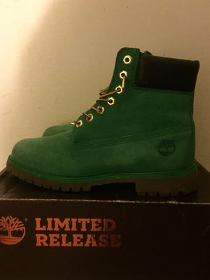 Sz 10.5 limited release timbs🔥 for Sale in Gaithersburg, MD