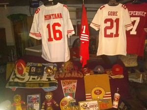 49ers Man Cave for Sale in Tacoma, WA
