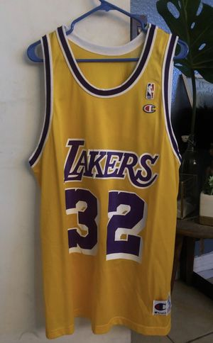 New and Used Lakers jersey for Sale in Hacienda Heights, CA
