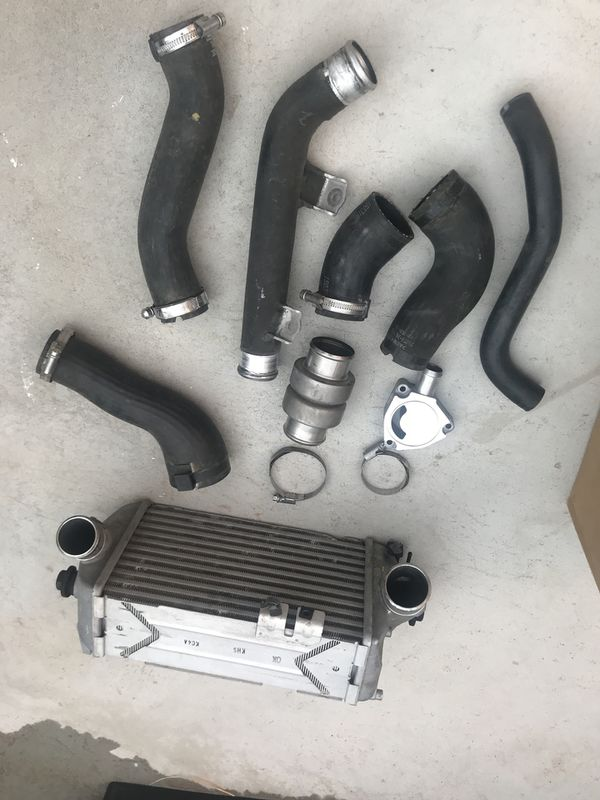 2016 Hyundai Veloster Turbo OEM Intercooler with hoses for Sale in El Paso,  TX - OfferUp