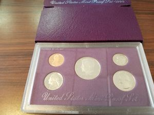 1990- US Mint Proof Set! for Sale in Denver, CO