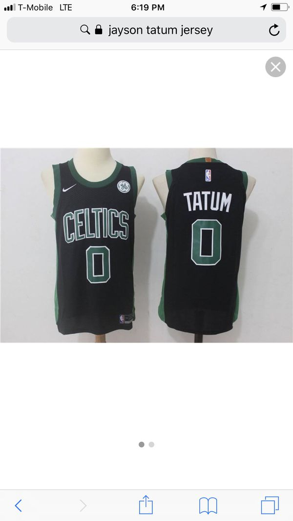 best sneakers 796f3 3215f Jayson Tatum Celtics Jersey For Sale Brand New! for Sale in Lynn, MA -  OfferUp