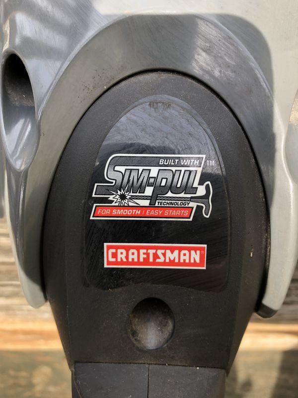 Craftsman Curved Shaft Gasoline String Trimmer for Sale in West Babylon, NY  - OfferUp