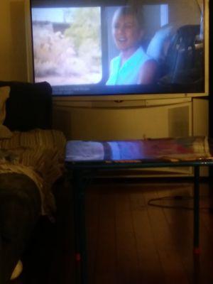 55 inch Hitachi tv for Sale in Washington, DC