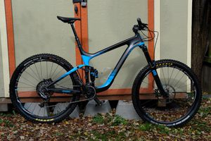 Giant Reign Advanced 27.5 0 Team Carbon XX1 Size Large for Sale in Seattle, WA