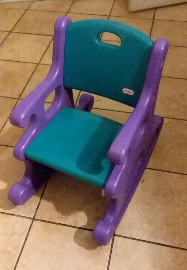 Astonishing Little Tikes Rocking Chair Like New Harley Used For Sale In Beatyapartments Chair Design Images Beatyapartmentscom