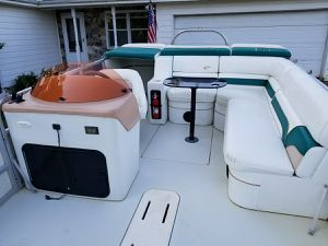 New And Used Pontoon Boat For Sale In Atlanta Ga Offerup
