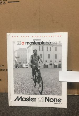 Master of none season 2 ( for your consideration ) for Sale in Washington, DC