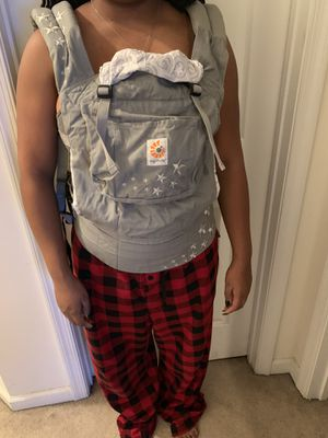 Ergo baby carrier for Sale in Inwood, WV