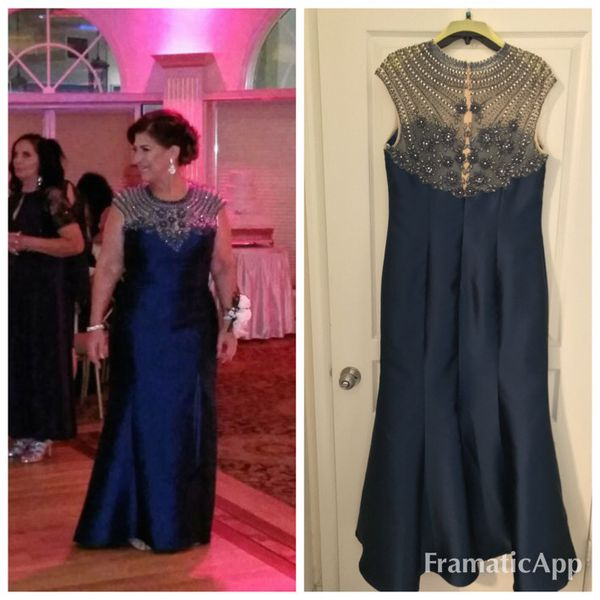 Terani Couture evening gown for Sale in Orlando, FL - OfferUp