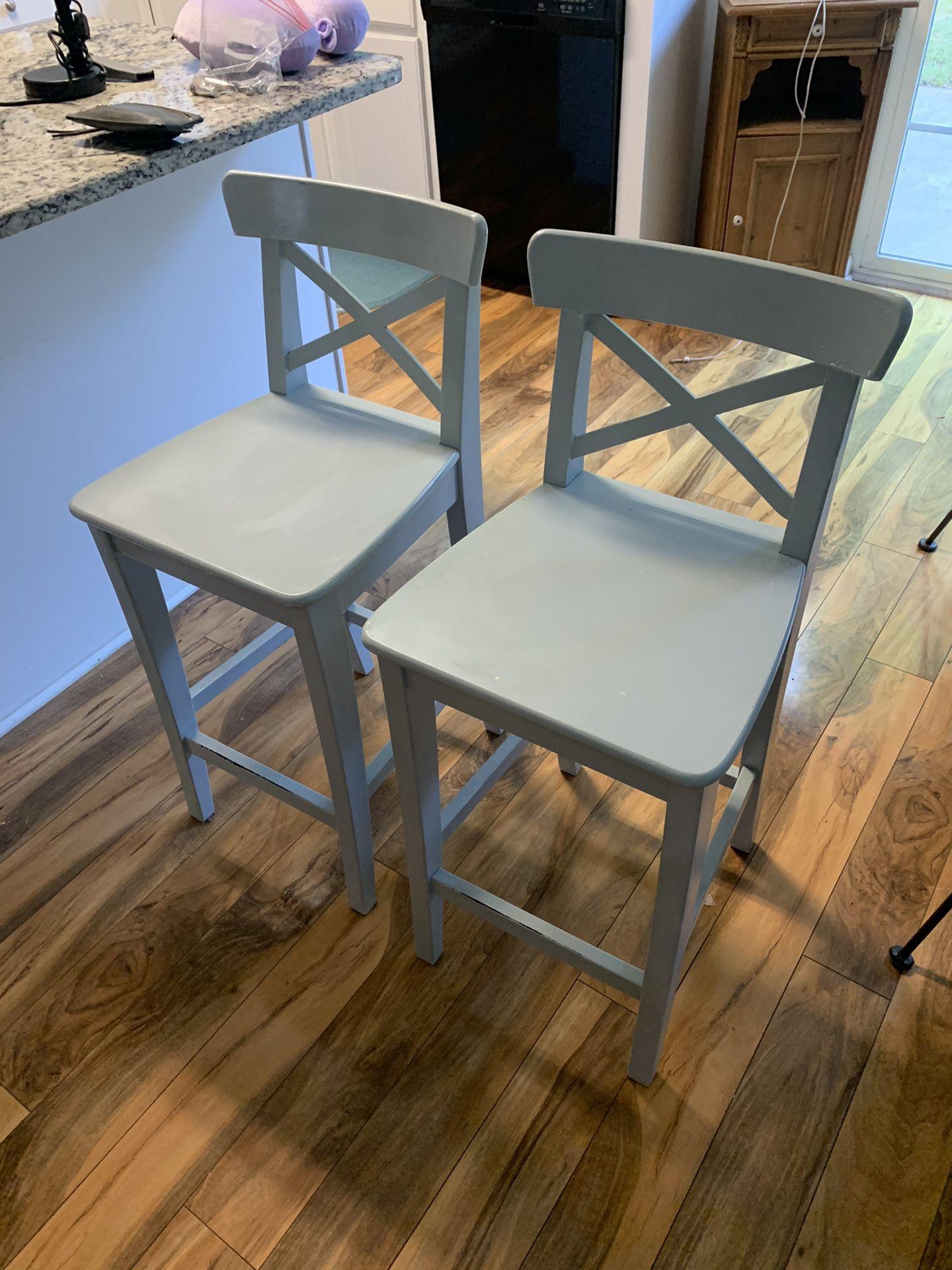 IKEA Counter Stools