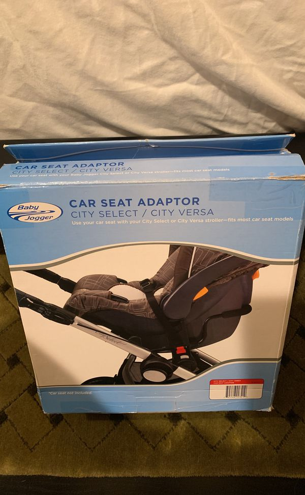 Baby Jogger Select Lux Britax Csa Adapter Black For Sale In Houston Tx Offerup