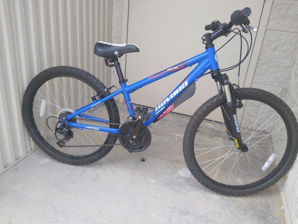 Novara Mtn Bike.  24 Inch.