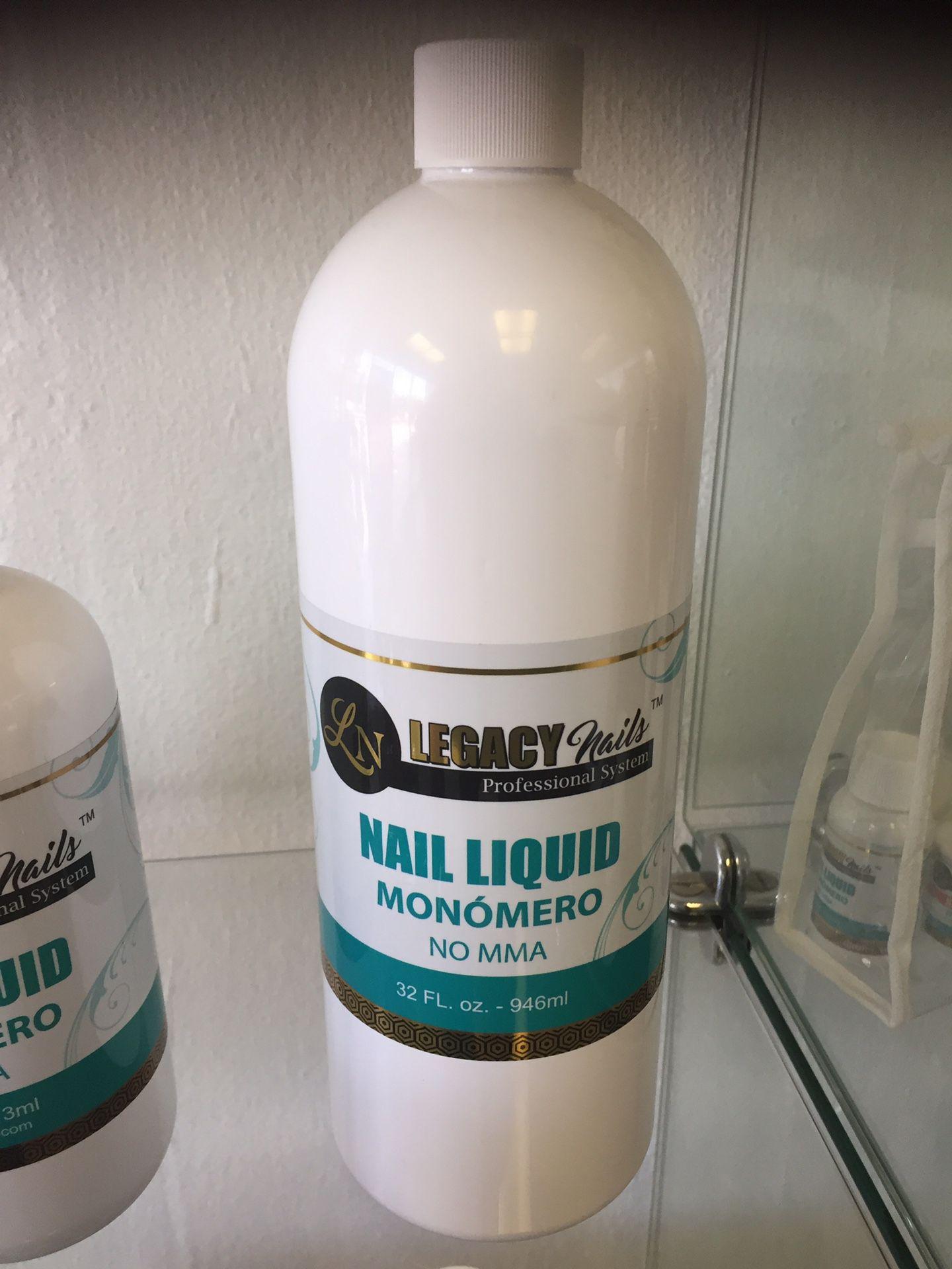 Nail liquid 32oz