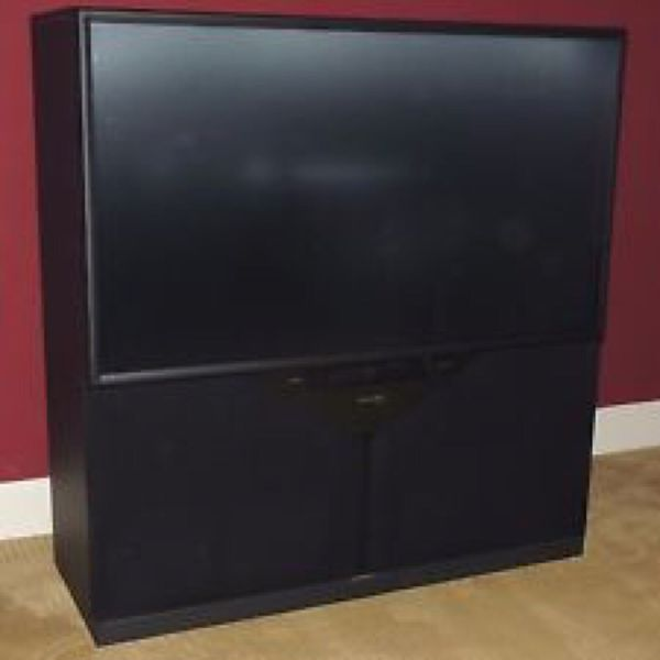 46 inch mitsubishi 1080 hd wt-46809 rear projection tv for sale in