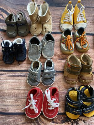 Photo Size 0-3 Months, 3-6 Months, 6-12 Months Baby Boy Shoes