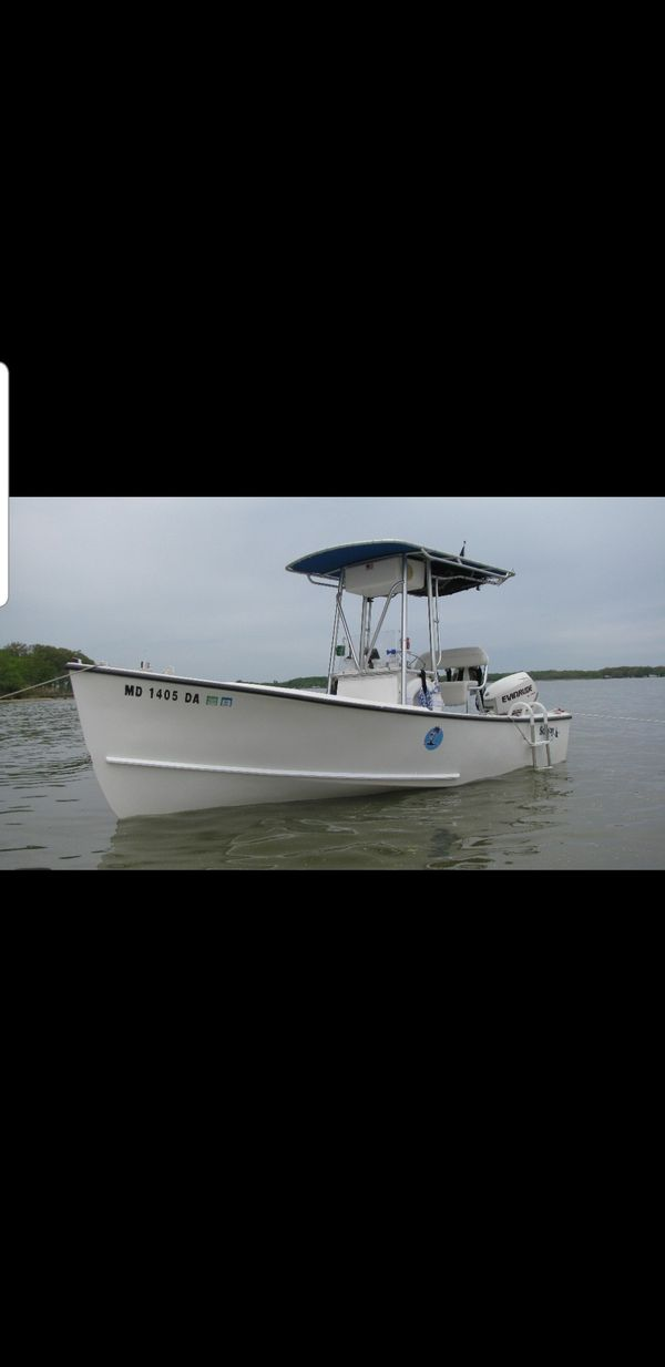 2006 seaway 18ft center console
