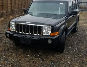 2009 Jeep Commander for Sale in Silver Spring, MD