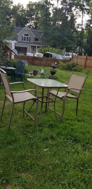 Deck /patio furniture for Sale in Franklin Township, NJ