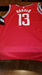 be4462aa177 Houston Rockets chinese new year james Harden jersey size 3x for Sale in  Smyrna, TN - OfferUp