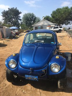 1966 Volkswagen Beetle Thumbnail