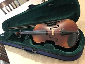 Pearl river violin 3/4 with hard shell for Sale in Orlando, FL