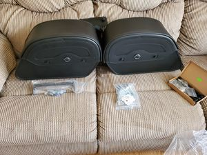 Photo Viking, Harley Davidson Saddlebags