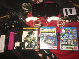 Nintendo Wii U with all for Sale in Brownsville, TX
