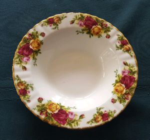 Royal Albert Old Country Roses Pie Bird for Sale in Redlands, CA ...