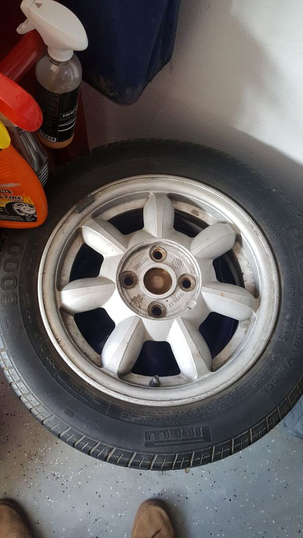 2 Spare Enkei Miata Wheels for Sale in Riverside, CA - OfferUp