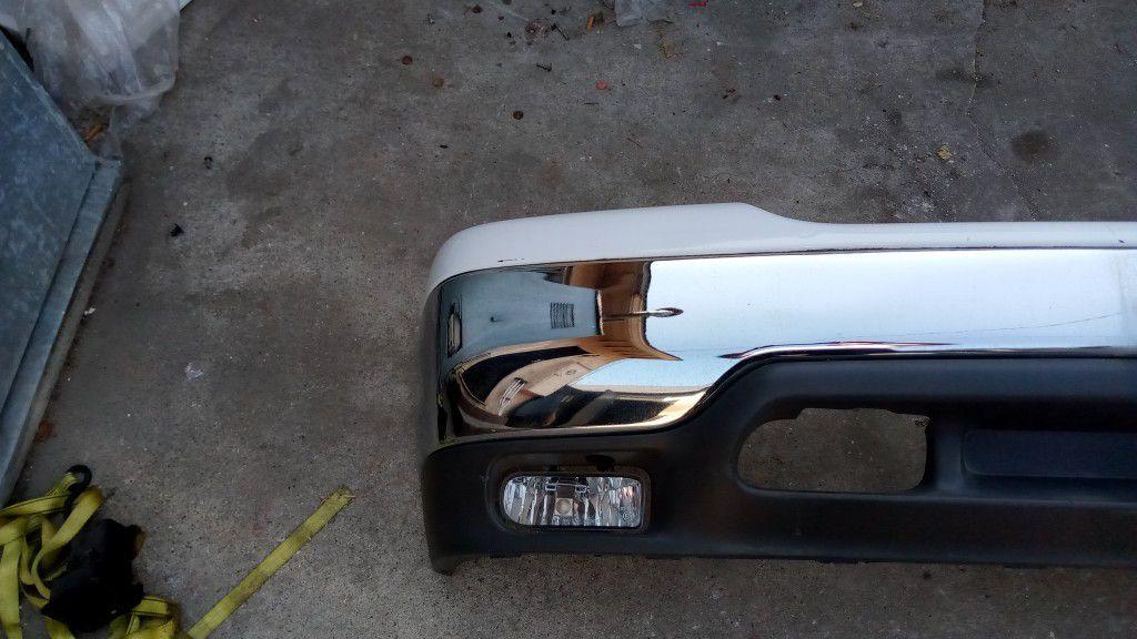 Chevy Suburban Bumper