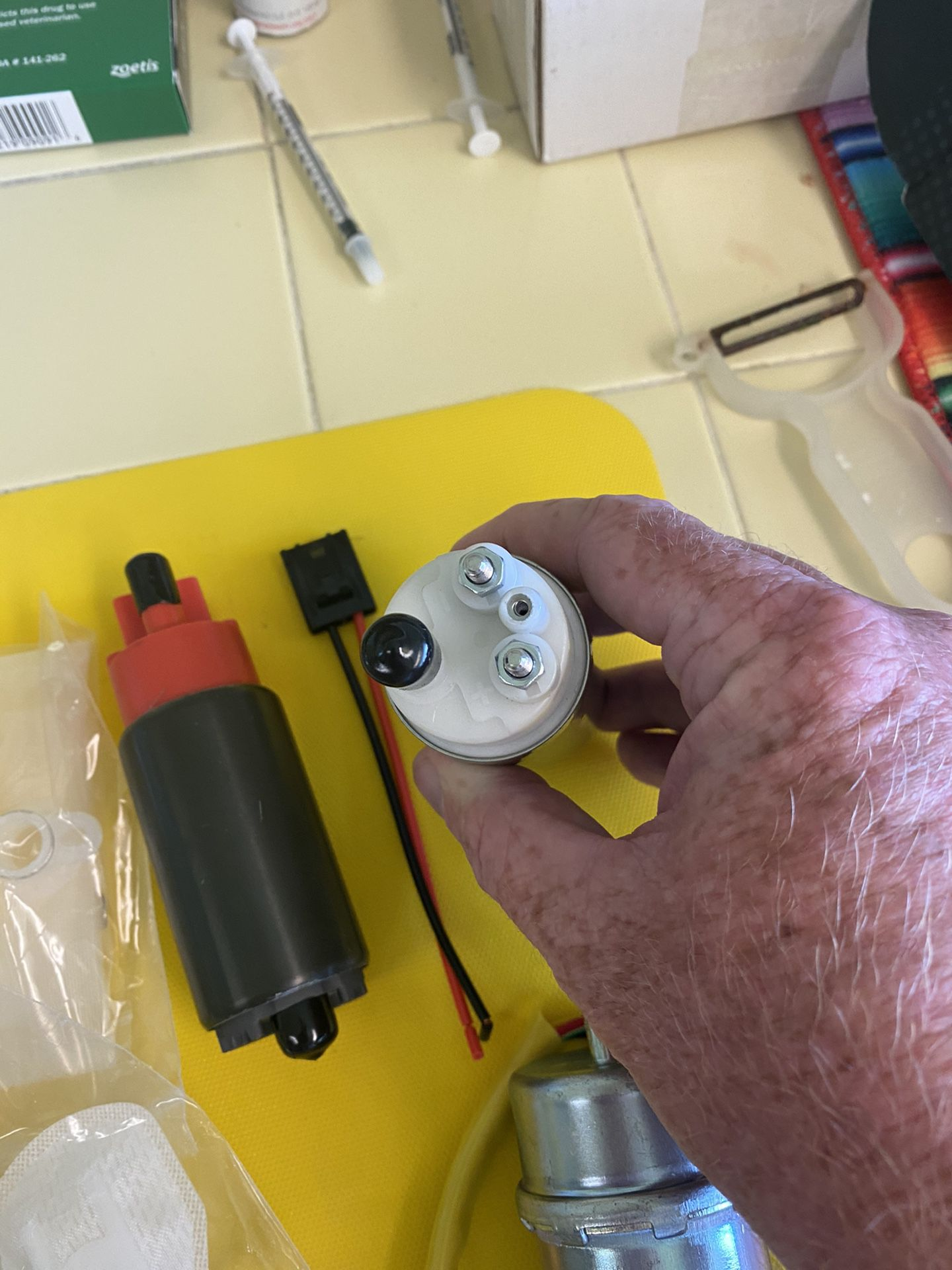 New Fuel Pumps For Motorcycle ATVs