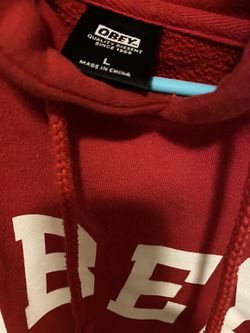Man hoodie Size L Thumbnail