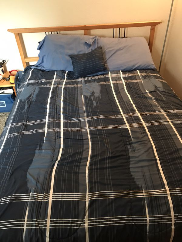 Queen Size Bed For Sale In Colorado Springs Co Offerup