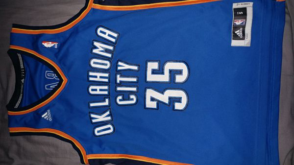 size 40 682e0 1afbb Kevin Durant Oklahoma City Jersey for Sale in Phoenix, AZ - OfferUp