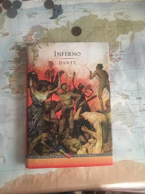 Inferno by Dante Alighieri for Sale in Washington, DC