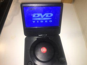 DVD player portable Thumbnail