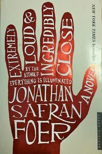 Book: extremely loud and incredibly close