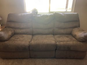 Awe Inspiring New And Used Leather Couch For Sale In Chico Ca Offerup Machost Co Dining Chair Design Ideas Machostcouk