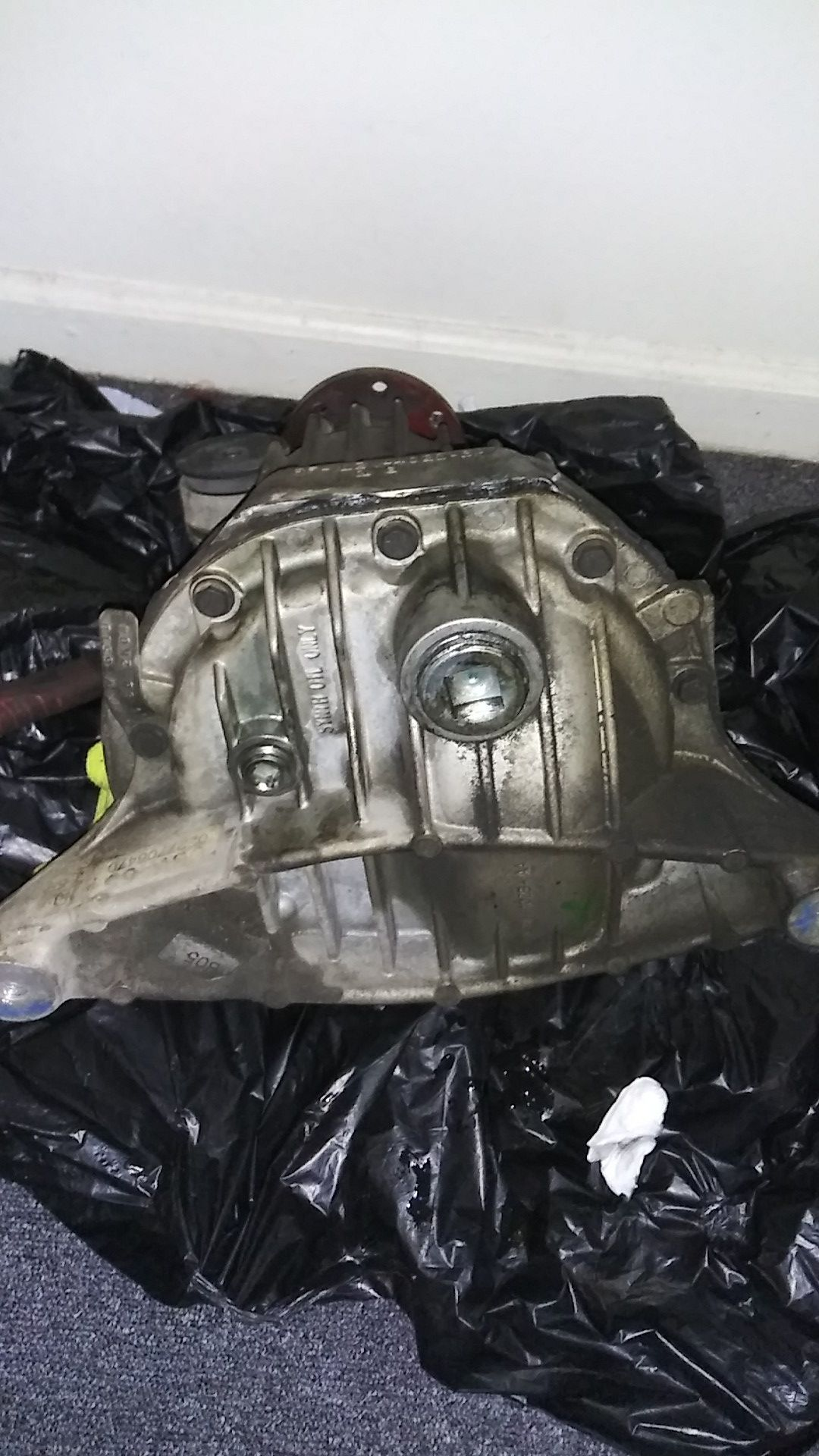 Differential needs rebuilt selling for 50