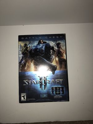 starcraft 2 pc game for Sale in Chula Vista, CA