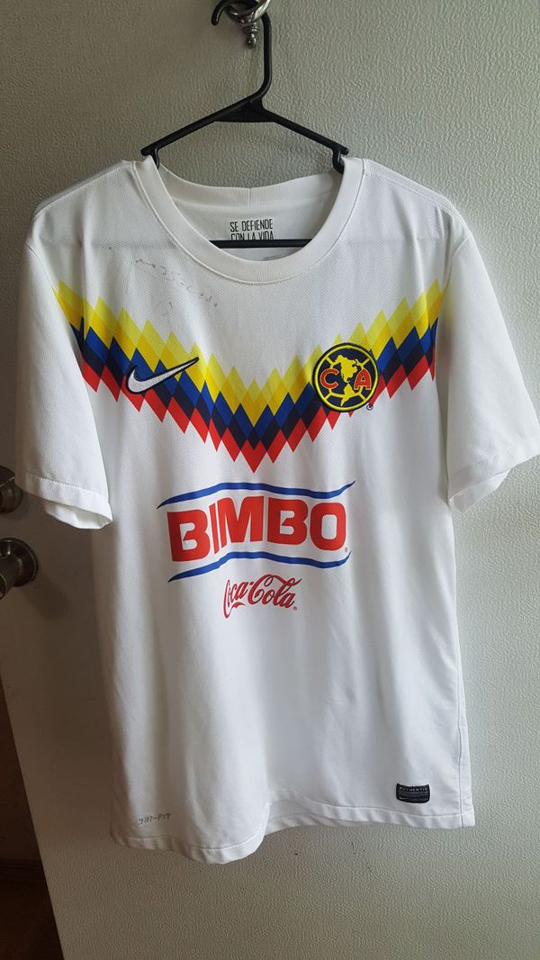 the latest efafe 531e4 Nike Club América Third Jersey 2013 Mosquera #3 Signed for Sale in Dallas,  TX - OfferUp
