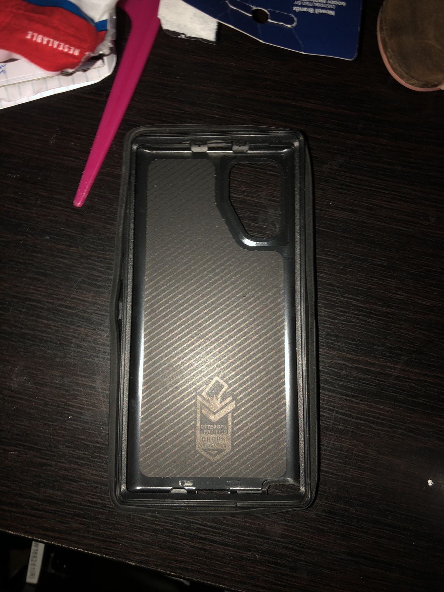 Note 10 with otter box case