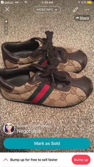 b090ef678 New and Used Gucci shoes for Sale in Chesapeake