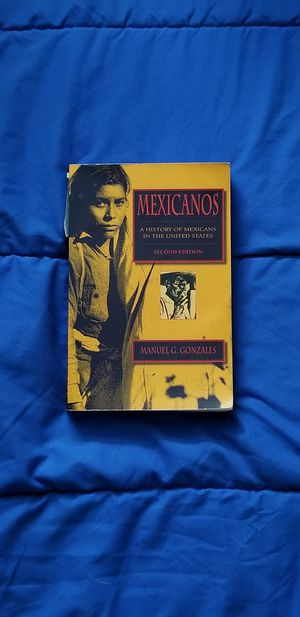 History of Mex. Americans in the U.S. Textbook for Sale in Austin, TX