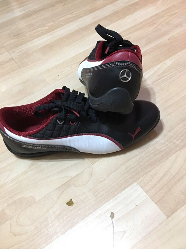 Puma Mercedes benz AMG shoes for Sale in Round Rock, TX ...