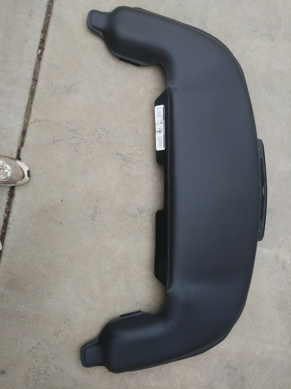 Chrysler Sebring Convertible Boot Cover Great Condition Folds For In Trunk Storing Looks