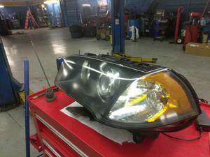 Bmw X3 headlights HID for Sale in Woodbridge, VA