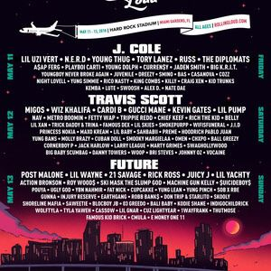 Rolling Loud Miami 2018 General Admission Ticket still Sealed for Sale in Miami, FL