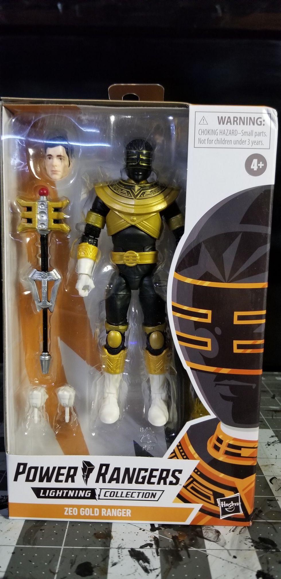 Lightning Collection Zeo Gold Ranger